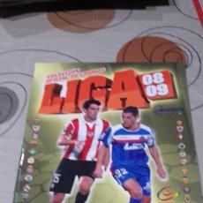 Álbum de fútbol completo: ALBUM LIGA ESTE 2008 2009 COLECCION COMPLETA SIN PEGAR + EL ALBUM PERFECTO ESTADO. Lote 219117701