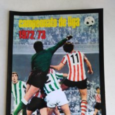 Álbum de fútbol completo: ÁLBUM FACSÍMIL LIGA 1972/1973 ( PANINI SALVAT ). Lote 219185835
