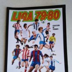 Álbum de fútbol completo: ÁLBUM FACSÍMIL LIGA 1979/1980 ( PANINI SALVAT ). Lote 219186038