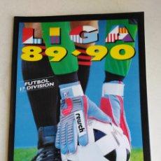 Álbum de fútbol completo: ÁLBUM FACSÍMIL LIGA 1989/1990 ( PANINI SALVAT ). Lote 219186427