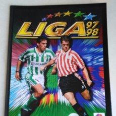 Álbum de fútbol completo: ÁLBUM FACSÍMIL LIGA 1997/1998 ( PANINI SALVAT ). Lote 219186715