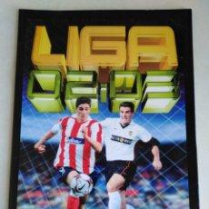 Álbum de fútbol completo: ÁLBUM FACSÍMIL LIGA 2002/2003 ( PANINI SALVAT ). Lote 219187123