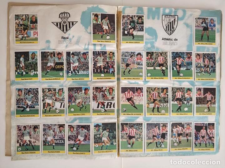 Álbum de fútbol completo: album completo 81 - 82 ediciones este con colocas - Foto 3 - 219433532