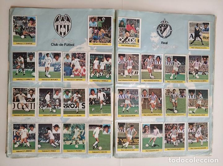 Álbum de fútbol completo: album completo 81 - 82 ediciones este con colocas - Foto 10 - 219433532