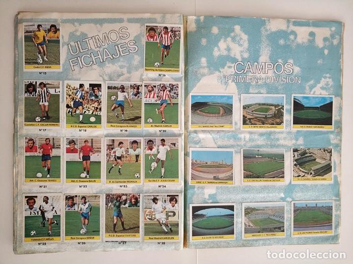 Álbum de fútbol completo: album completo 81 - 82 ediciones este con colocas - Foto 12 - 219433532