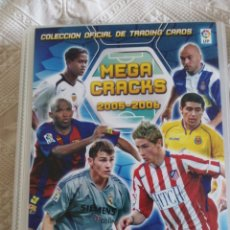Álbum de fútbol completo: MEGA CRACKS PANINI 2005- 2006. Lote 219882840