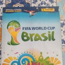 Álbum de fútbol completo: ALBUM FIFA WORLD CUP BRASIL, COMPLETO. Lote 220958918