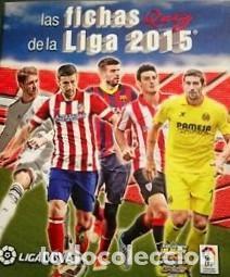 ALBUM MUNDICROMO 2015 (Coleccionismo Deportivo - Álbumes y Cromos de Deportes - Álbumes de Fútbol Completos)