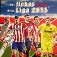 Álbum de fútbol completo: ALBUM MUNDICROMO 2015. Lote 221399365