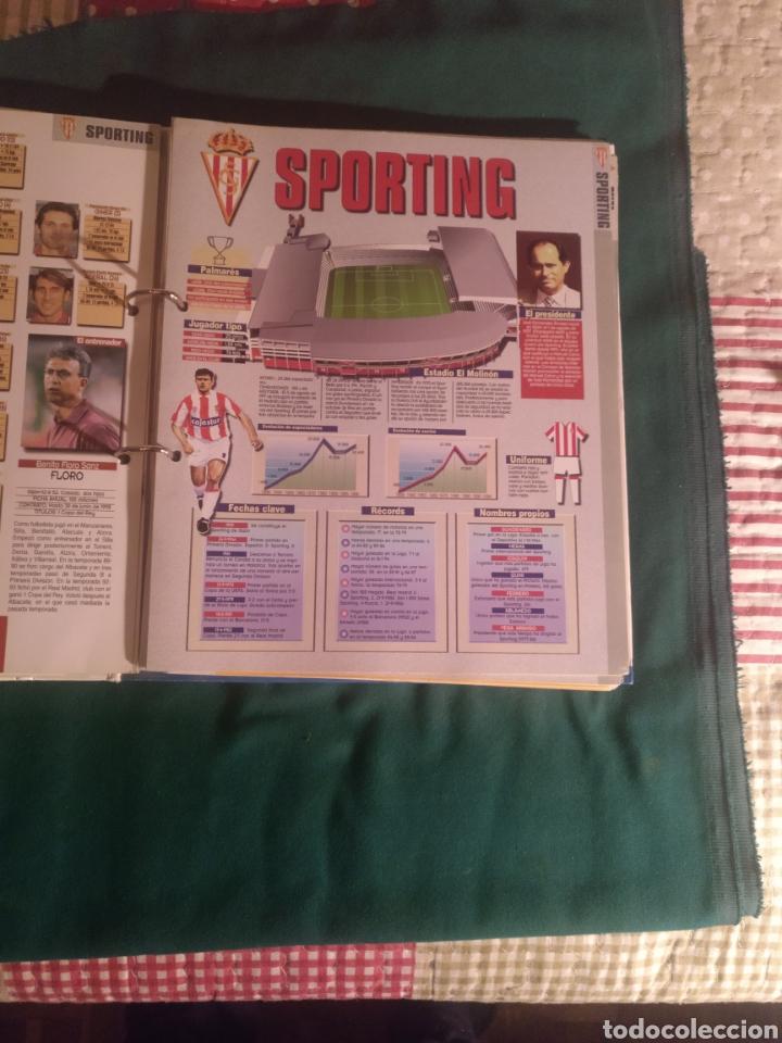 Álbum de fútbol completo: Estrellas de la liga 96-97 - Foto 3 - 221976728
