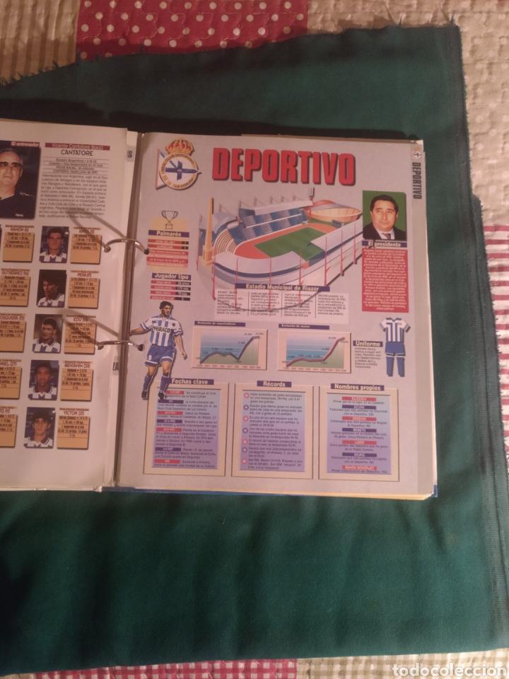 Álbum de fútbol completo: Estrellas de la liga 96-97 - Foto 4 - 221976728