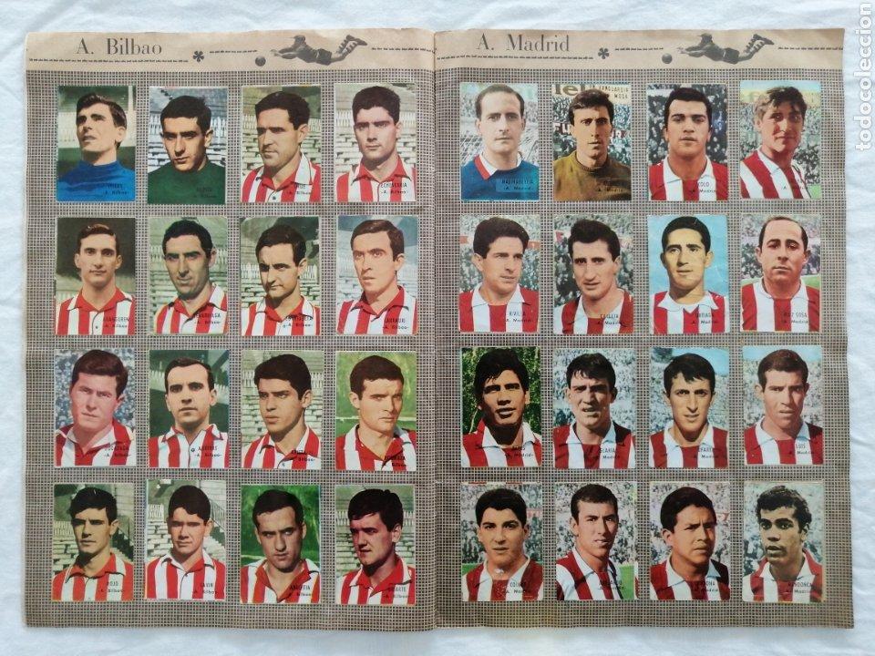 """Álbum de fútbol completo: ÁLBUM """"CAMPEONATO DE LIGA 1966/67"""" - Foto 3 - 222015546"""