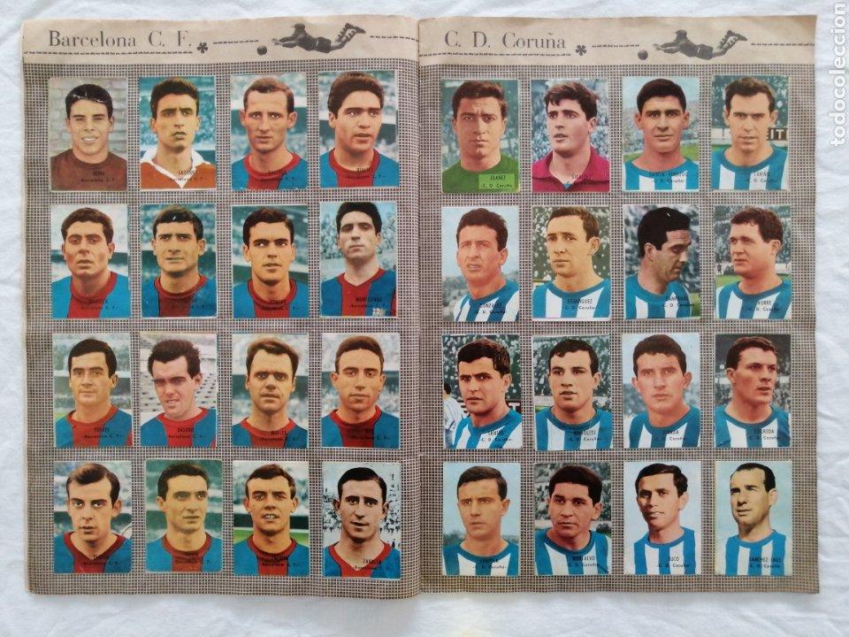 """Álbum de fútbol completo: ÁLBUM """"CAMPEONATO DE LIGA 1966/67"""" - Foto 4 - 222015546"""