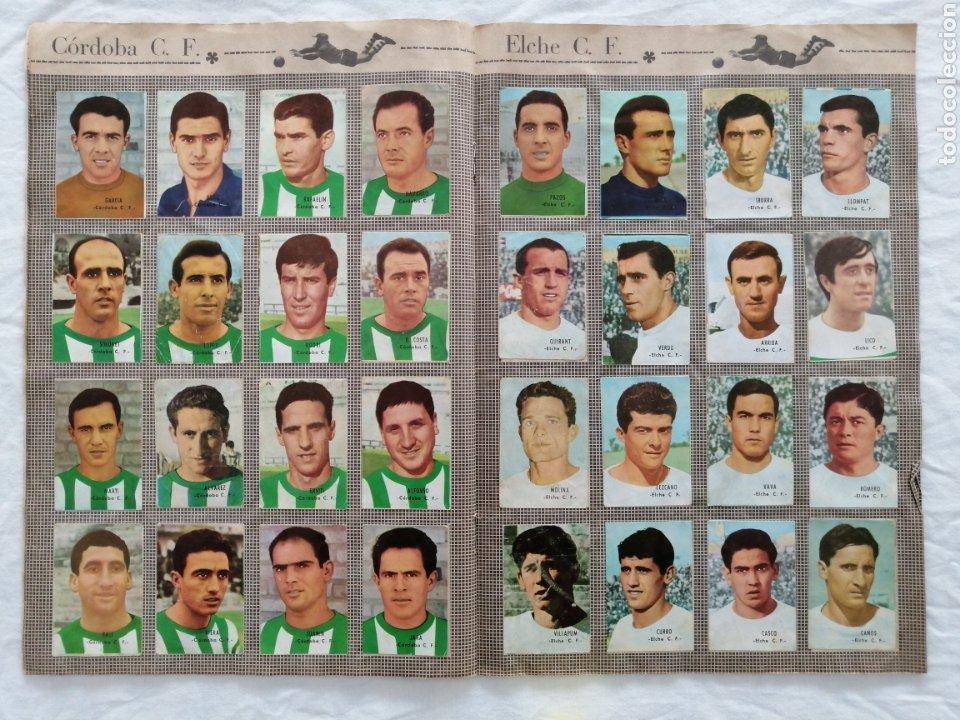 """Álbum de fútbol completo: ÁLBUM """"CAMPEONATO DE LIGA 1966/67"""" - Foto 6 - 222015546"""