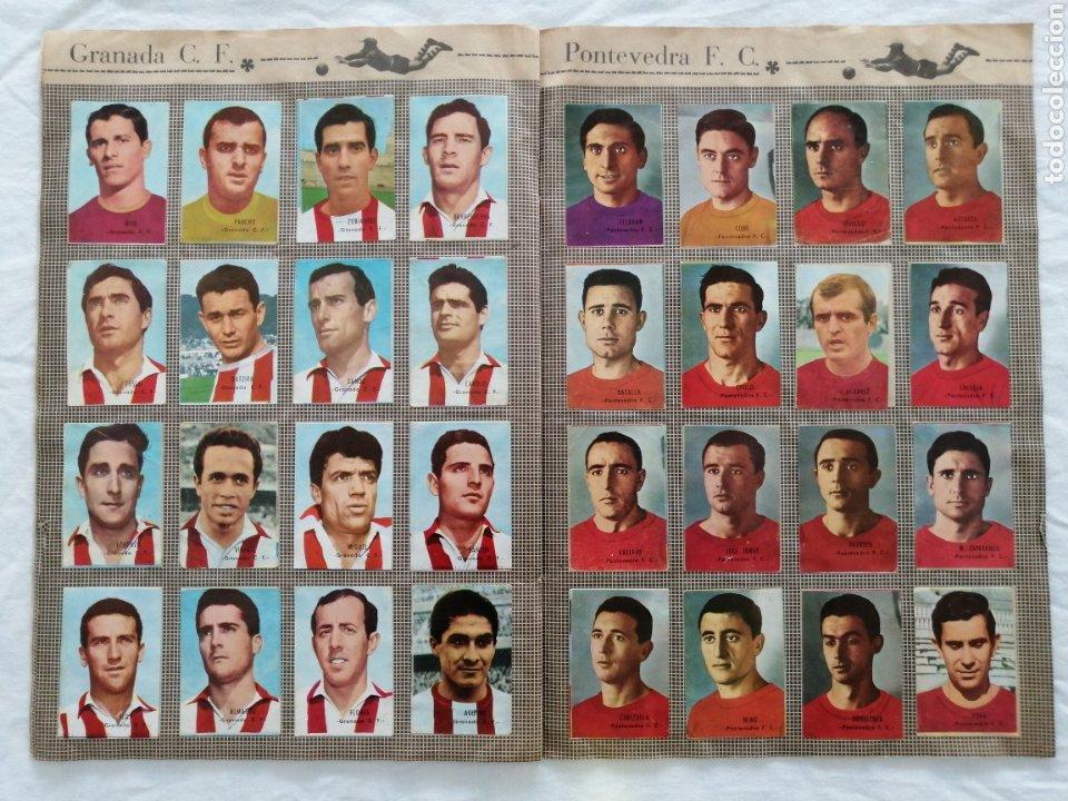 """Álbum de fútbol completo: ÁLBUM """"CAMPEONATO DE LIGA 1966/67"""" - Foto 7 - 222015546"""