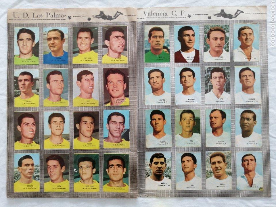 """Álbum de fútbol completo: ÁLBUM """"CAMPEONATO DE LIGA 1966/67"""" - Foto 10 - 222015546"""