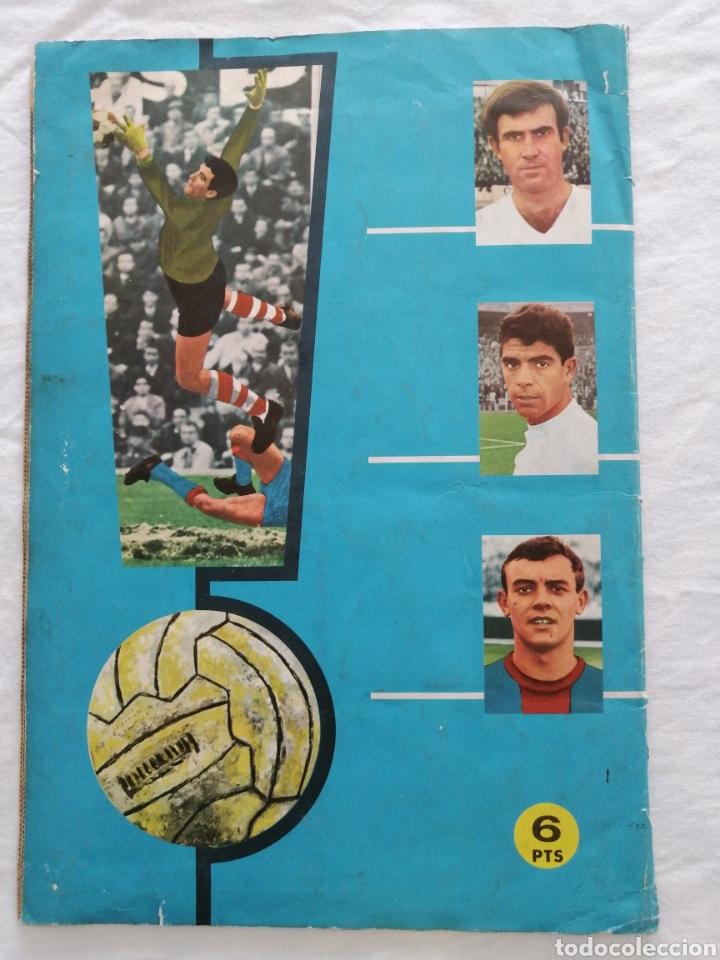 """Álbum de fútbol completo: ÁLBUM """"CAMPEONATO DE LIGA 1966/67"""" - Foto 11 - 222015546"""