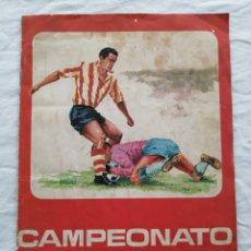 """Álbum de fútbol completo: ÁLBUM """"CAMPEONATO DE LIGA 1966/67"""". Lote 222015546"""