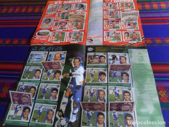 Álbum de fútbol completo: LIGA ESTE 10 11 2010 2011 COMPLETO, 2001 2002 01 02 COMPLETO A FALTA DE FICHAJES. REGALO 2002 2003. - Foto 2 - 222025728