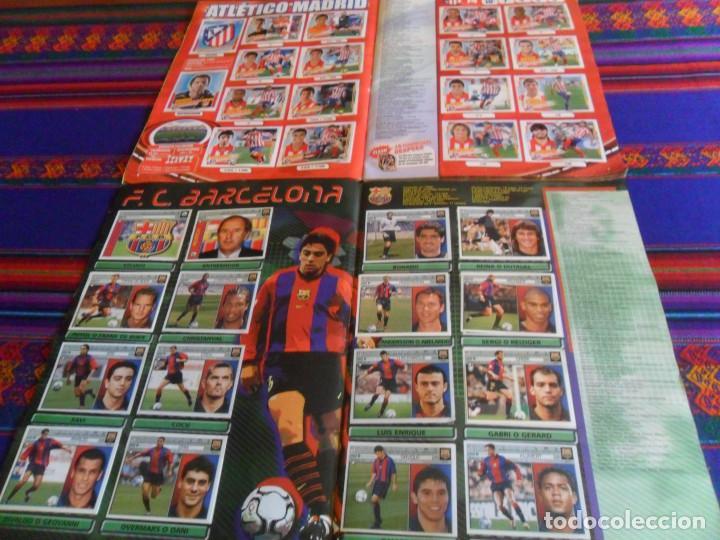 Álbum de fútbol completo: LIGA ESTE 10 11 2010 2011 COMPLETO, 2001 2002 01 02 COMPLETO A FALTA DE FICHAJES. REGALO 2002 2003. - Foto 4 - 222025728
