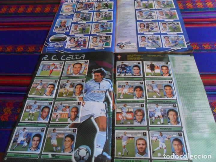 Álbum de fútbol completo: LIGA ESTE 10 11 2010 2011 COMPLETO, 2001 2002 01 02 COMPLETO A FALTA DE FICHAJES. REGALO 2002 2003. - Foto 6 - 222025728