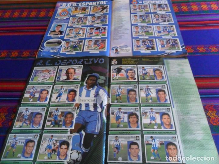 Álbum de fútbol completo: LIGA ESTE 10 11 2010 2011 COMPLETO, 2001 2002 01 02 COMPLETO A FALTA DE FICHAJES. REGALO 2002 2003. - Foto 7 - 222025728