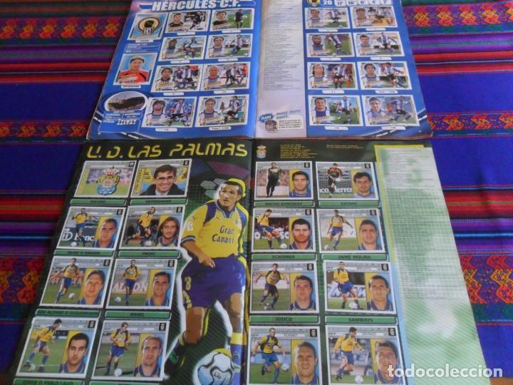 Álbum de fútbol completo: LIGA ESTE 10 11 2010 2011 COMPLETO, 2001 2002 01 02 COMPLETO A FALTA DE FICHAJES. REGALO 2002 2003. - Foto 9 - 222025728