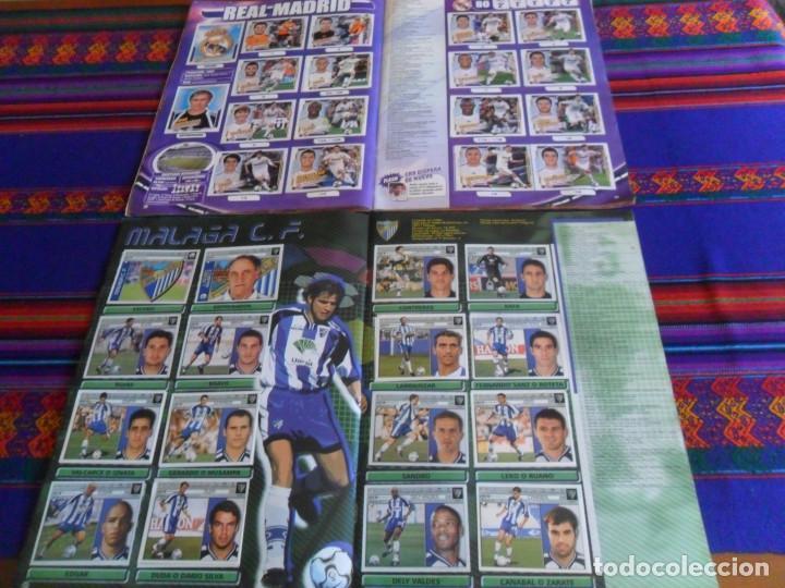 Álbum de fútbol completo: LIGA ESTE 10 11 2010 2011 COMPLETO, 2001 2002 01 02 COMPLETO A FALTA DE FICHAJES. REGALO 2002 2003. - Foto 11 - 222025728