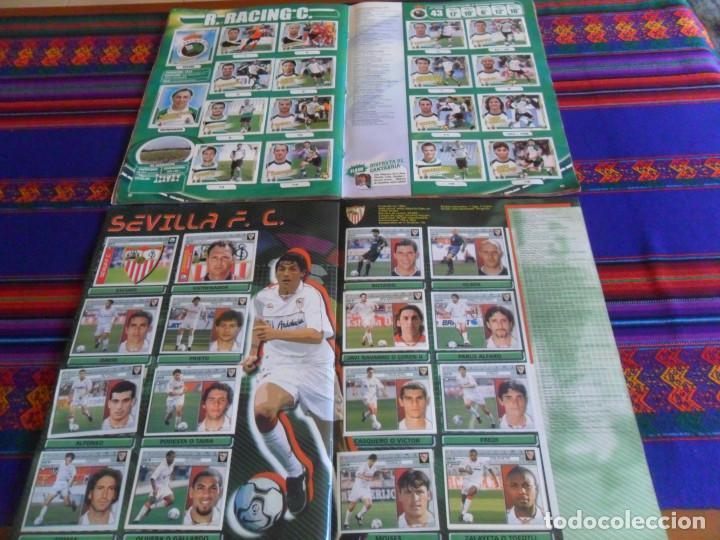 Álbum de fútbol completo: LIGA ESTE 10 11 2010 2011 COMPLETO, 2001 2002 01 02 COMPLETO A FALTA DE FICHAJES. REGALO 2002 2003. - Foto 15 - 222025728