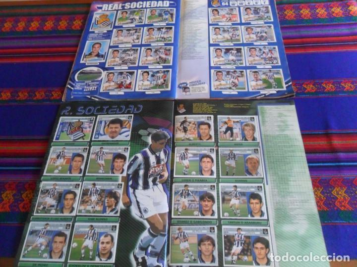 Álbum de fútbol completo: LIGA ESTE 10 11 2010 2011 COMPLETO, 2001 2002 01 02 COMPLETO A FALTA DE FICHAJES. REGALO 2002 2003. - Foto 16 - 222025728