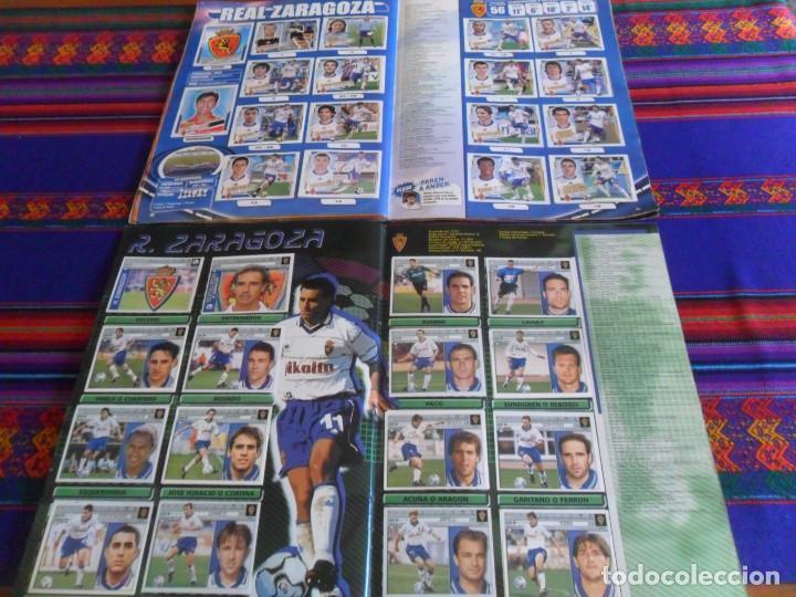 Álbum de fútbol completo: LIGA ESTE 10 11 2010 2011 COMPLETO, 2001 2002 01 02 COMPLETO A FALTA DE FICHAJES. REGALO 2002 2003. - Foto 21 - 222025728