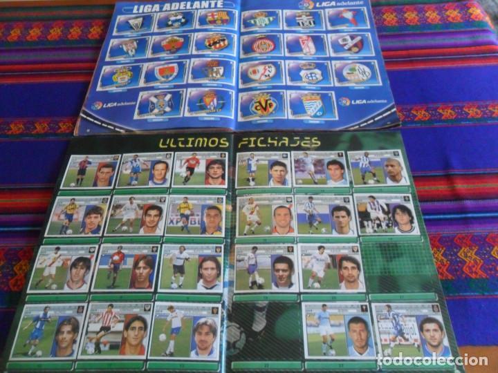 Álbum de fútbol completo: LIGA ESTE 10 11 2010 2011 COMPLETO, 2001 2002 01 02 COMPLETO A FALTA DE FICHAJES. REGALO 2002 2003. - Foto 22 - 222025728
