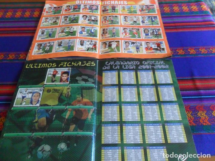 Álbum de fútbol completo: LIGA ESTE 10 11 2010 2011 COMPLETO, 2001 2002 01 02 COMPLETO A FALTA DE FICHAJES. REGALO 2002 2003. - Foto 23 - 222025728