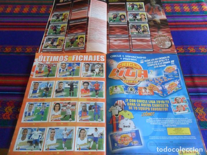 Álbum de fútbol completo: LIGA ESTE 10 11 2010 2011 COMPLETO, 2001 2002 01 02 COMPLETO A FALTA DE FICHAJES. REGALO 2002 2003. - Foto 25 - 222025728