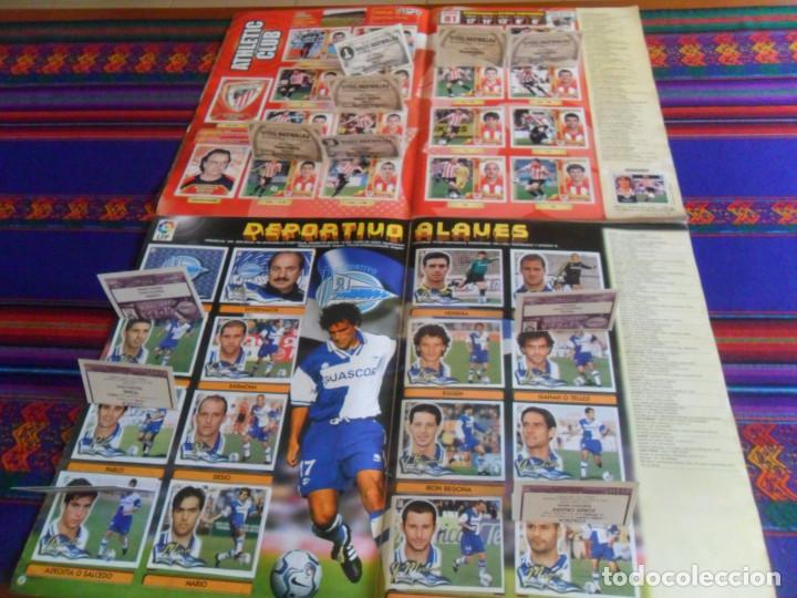 Álbum de fútbol completo: LIGA ESTE 11 12 2011 2012 COMPLETO, 2000 2001 00 01 COMPLETO A FALTA DE FICHAJES. REGALO FICHAS 2000 - Foto 2 - 222026463