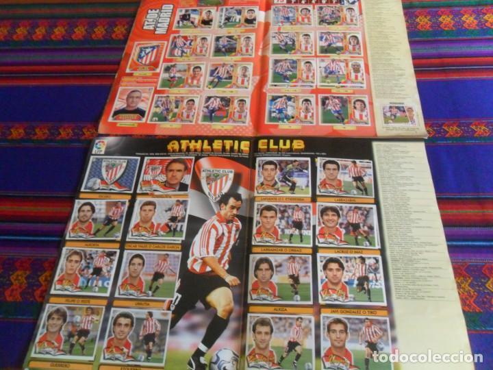 Álbum de fútbol completo: LIGA ESTE 11 12 2011 2012 COMPLETO, 2000 2001 00 01 COMPLETO A FALTA DE FICHAJES. REGALO FICHAS 2000 - Foto 3 - 222026463