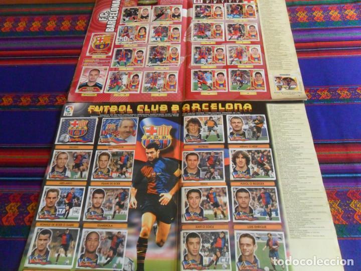 Álbum de fútbol completo: LIGA ESTE 11 12 2011 2012 COMPLETO, 2000 2001 00 01 COMPLETO A FALTA DE FICHAJES. REGALO FICHAS 2000 - Foto 4 - 222026463