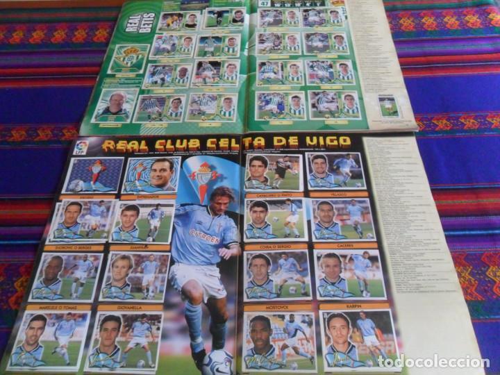 Álbum de fútbol completo: LIGA ESTE 11 12 2011 2012 COMPLETO, 2000 2001 00 01 COMPLETO A FALTA DE FICHAJES. REGALO FICHAS 2000 - Foto 5 - 222026463