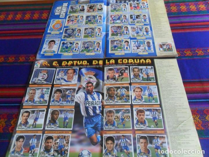 Álbum de fútbol completo: LIGA ESTE 11 12 2011 2012 COMPLETO, 2000 2001 00 01 COMPLETO A FALTA DE FICHAJES. REGALO FICHAS 2000 - Foto 6 - 222026463