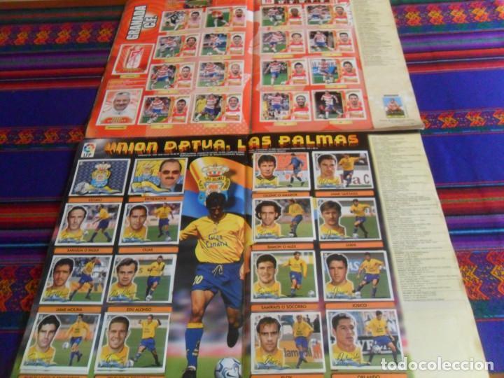 Álbum de fútbol completo: LIGA ESTE 11 12 2011 2012 COMPLETO, 2000 2001 00 01 COMPLETO A FALTA DE FICHAJES. REGALO FICHAS 2000 - Foto 8 - 222026463