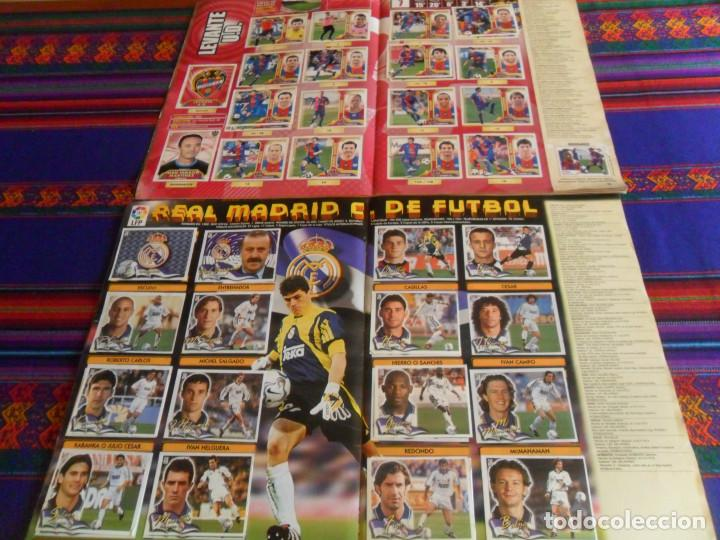 Álbum de fútbol completo: LIGA ESTE 11 12 2011 2012 COMPLETO, 2000 2001 00 01 COMPLETO A FALTA DE FICHAJES. REGALO FICHAS 2000 - Foto 9 - 222026463