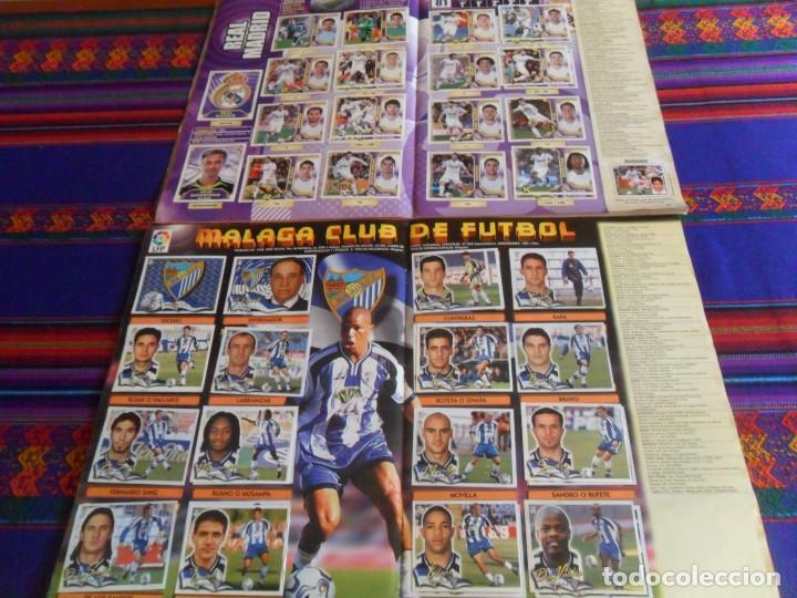 Álbum de fútbol completo: LIGA ESTE 11 12 2011 2012 COMPLETO, 2000 2001 00 01 COMPLETO A FALTA DE FICHAJES. REGALO FICHAS 2000 - Foto 10 - 222026463