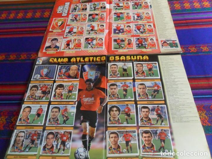 Álbum de fútbol completo: LIGA ESTE 11 12 2011 2012 COMPLETO, 2000 2001 00 01 COMPLETO A FALTA DE FICHAJES. REGALO FICHAS 2000 - Foto 13 - 222026463