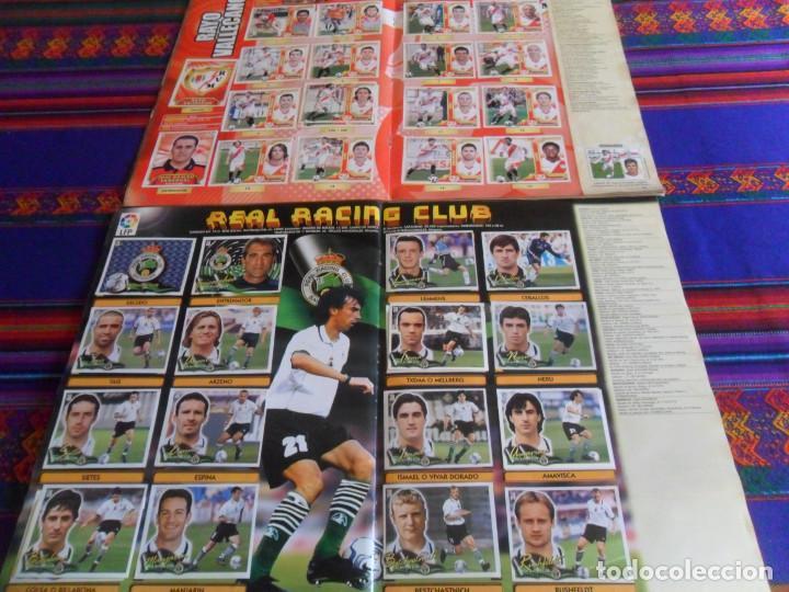 Álbum de fútbol completo: LIGA ESTE 11 12 2011 2012 COMPLETO, 2000 2001 00 01 COMPLETO A FALTA DE FICHAJES. REGALO FICHAS 2000 - Foto 15 - 222026463