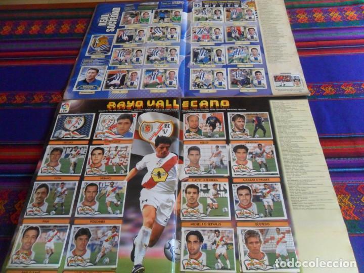 Álbum de fútbol completo: LIGA ESTE 11 12 2011 2012 COMPLETO, 2000 2001 00 01 COMPLETO A FALTA DE FICHAJES. REGALO FICHAS 2000 - Foto 16 - 222026463