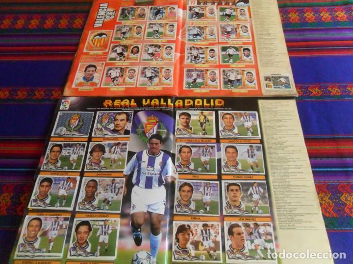 Álbum de fútbol completo: LIGA ESTE 11 12 2011 2012 COMPLETO, 2000 2001 00 01 COMPLETO A FALTA DE FICHAJES. REGALO FICHAS 2000 - Foto 19 - 222026463