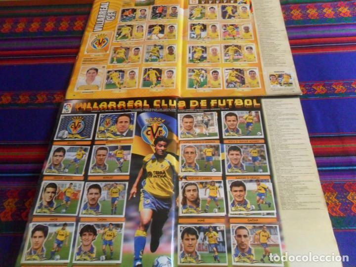 Álbum de fútbol completo: LIGA ESTE 11 12 2011 2012 COMPLETO, 2000 2001 00 01 COMPLETO A FALTA DE FICHAJES. REGALO FICHAS 2000 - Foto 20 - 222026463