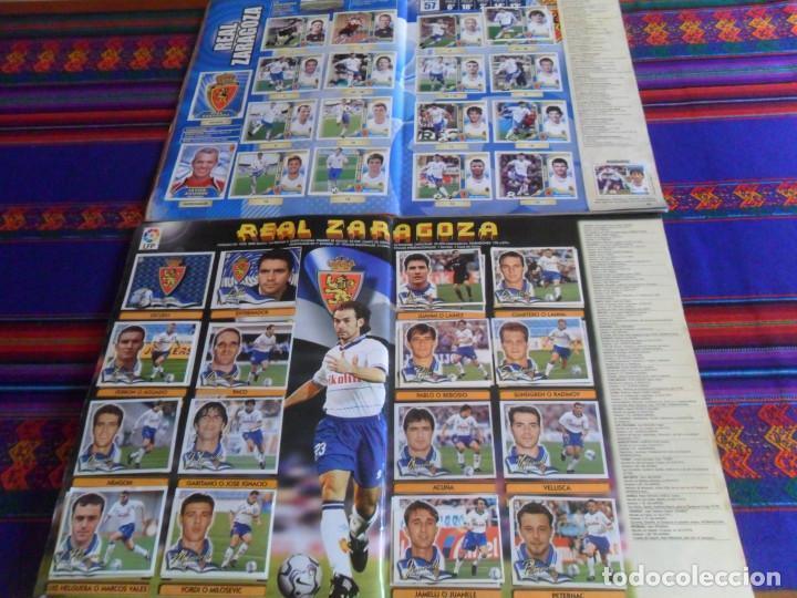 Álbum de fútbol completo: LIGA ESTE 11 12 2011 2012 COMPLETO, 2000 2001 00 01 COMPLETO A FALTA DE FICHAJES. REGALO FICHAS 2000 - Foto 21 - 222026463