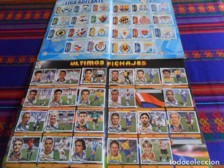 Álbum de fútbol completo: LIGA ESTE 11 12 2011 2012 COMPLETO, 2000 2001 00 01 COMPLETO A FALTA DE FICHAJES. REGALO FICHAS 2000 - Foto 22 - 222026463