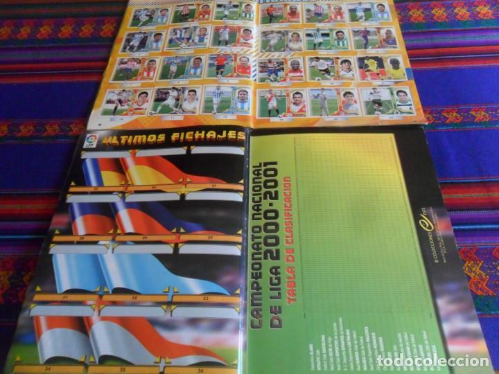 Álbum de fútbol completo: LIGA ESTE 11 12 2011 2012 COMPLETO, 2000 2001 00 01 COMPLETO A FALTA DE FICHAJES. REGALO FICHAS 2000 - Foto 23 - 222026463